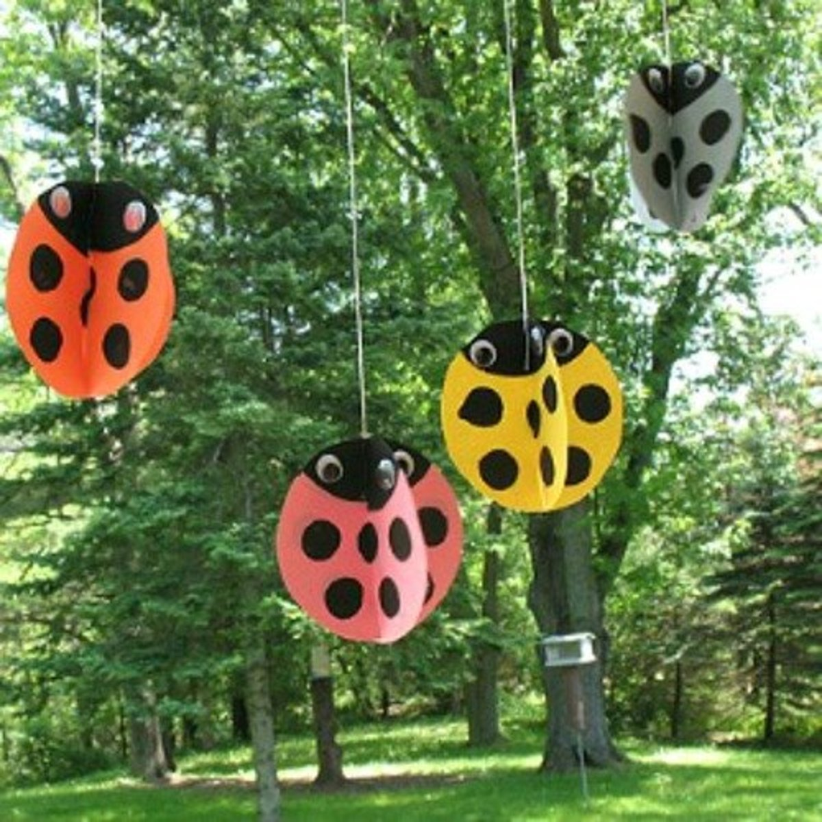40 Fun And Easy Ladybug Craft Ideas Feltmagnet