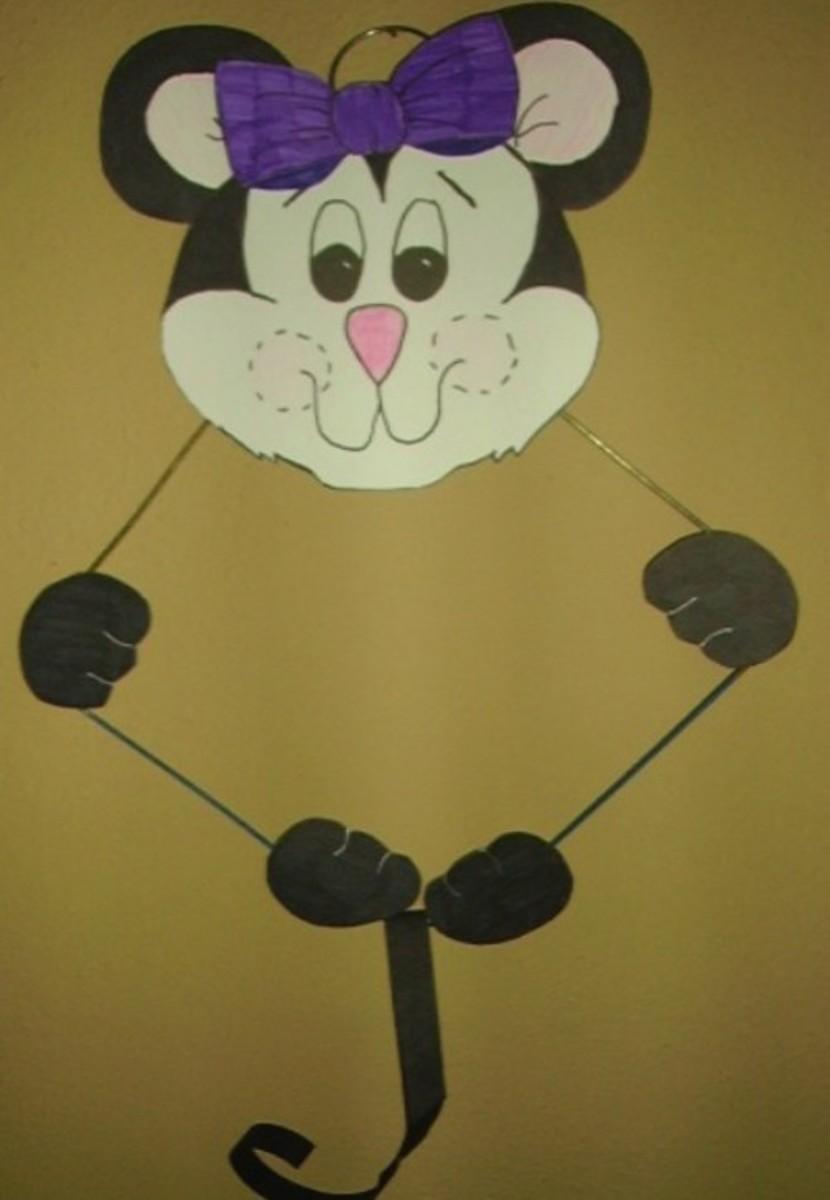 49 Super Wire Hanger Crafts Feltmagnet
