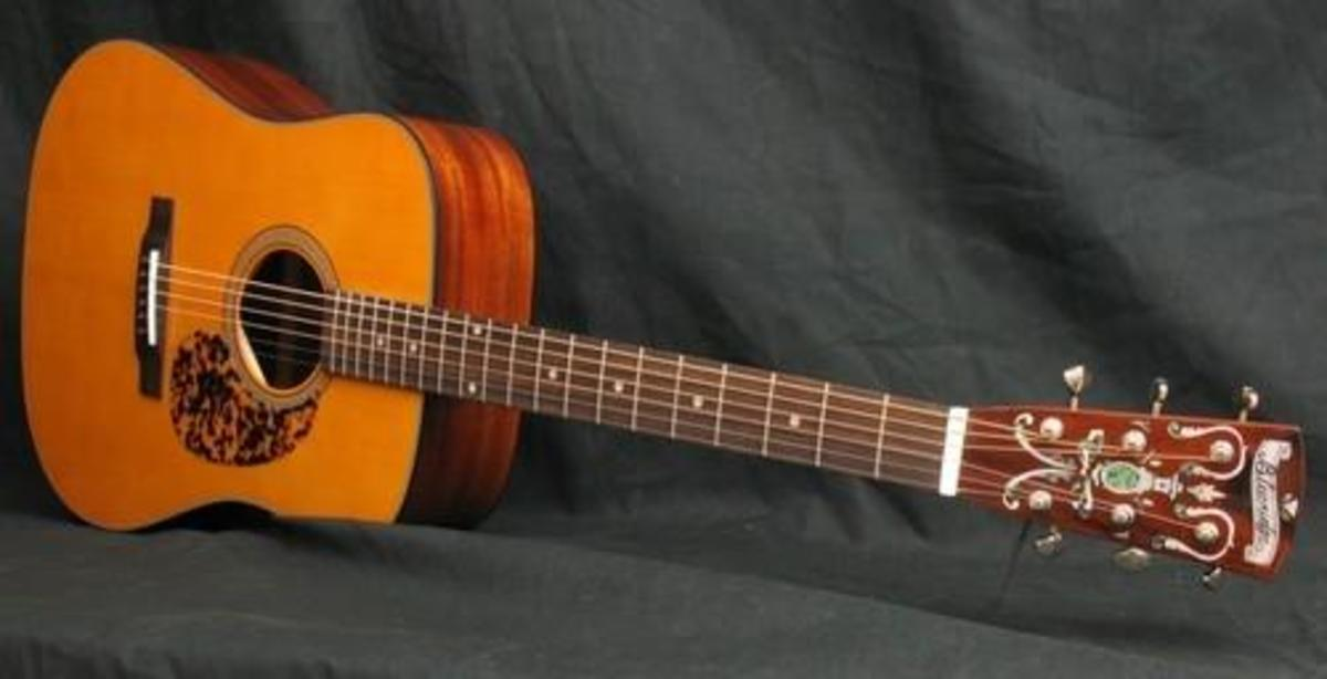 Five Great Inexpensive Solid Wood Alternatives To The Martin D-18