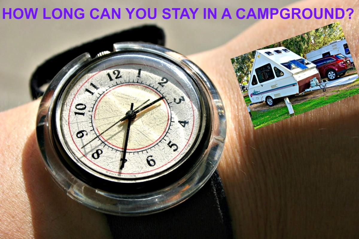 How Long Can You Stay in a Campground?