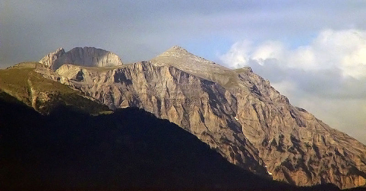 Mount Olympus Home of the Greek Gods | Owlcation