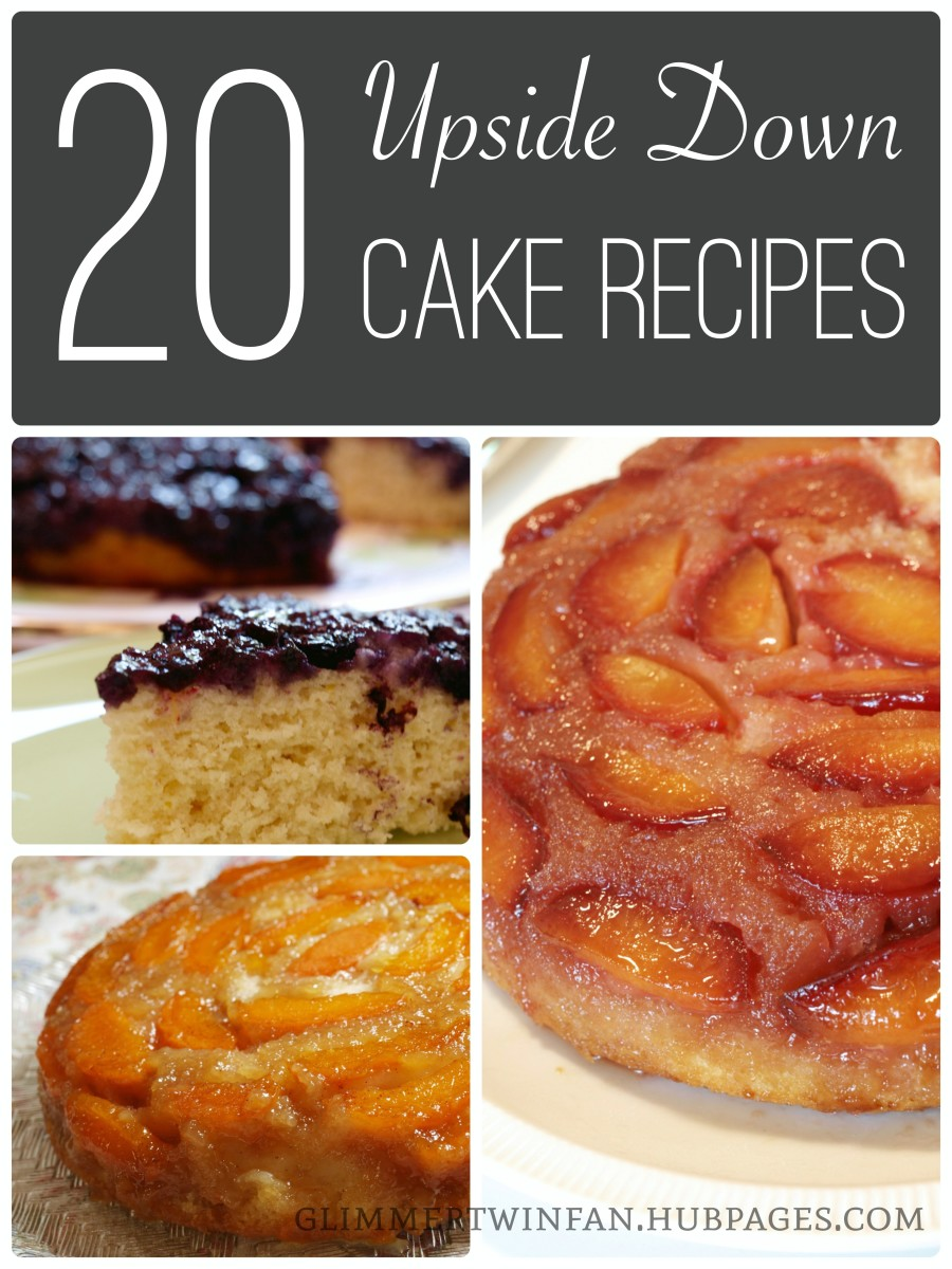 20 Upside-Down Cake Recipes