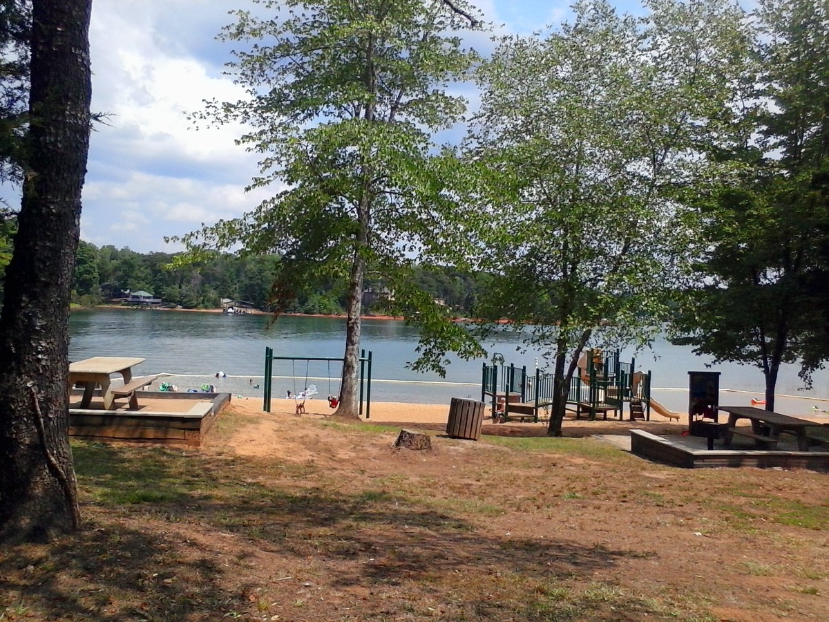 Review of River Forks Recreation Area on Lake Hartwell in Anderson, SC