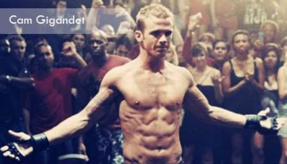 The Cam Gigandet Workout Routine