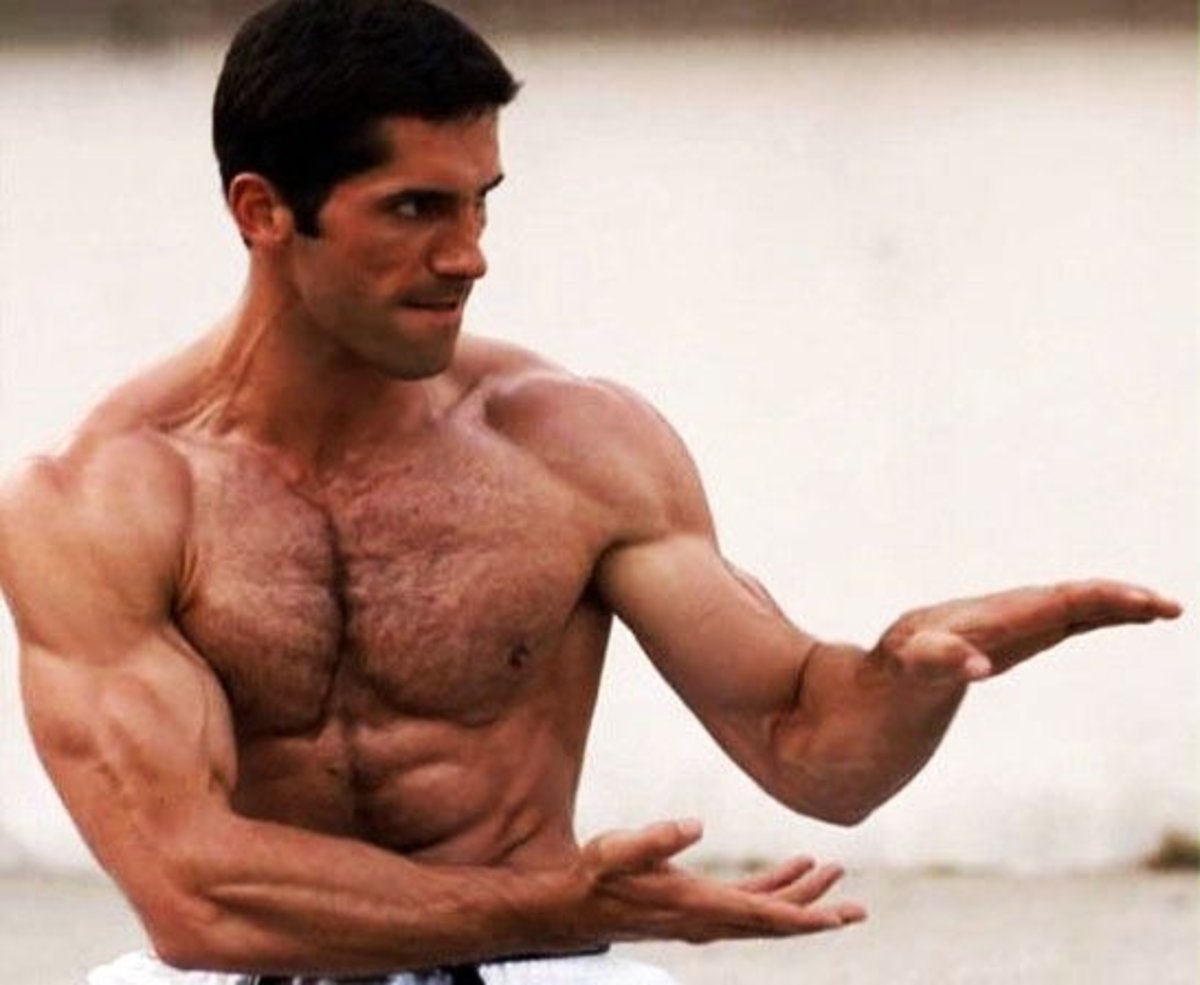 The Scott Adkins Workout Routine