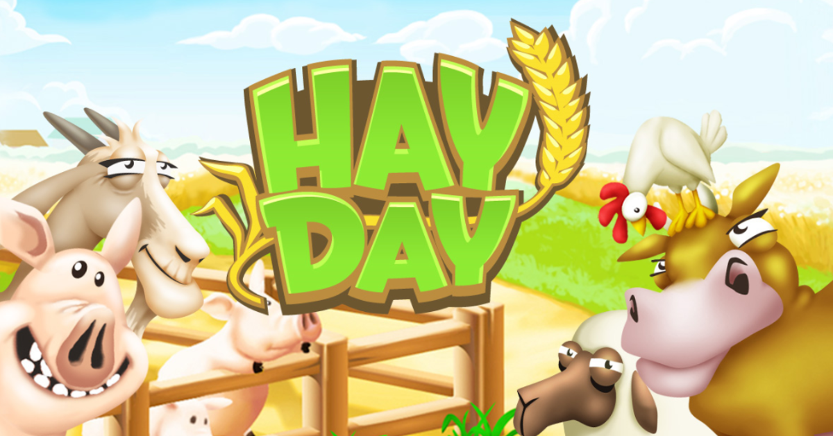 hay day videos level 1