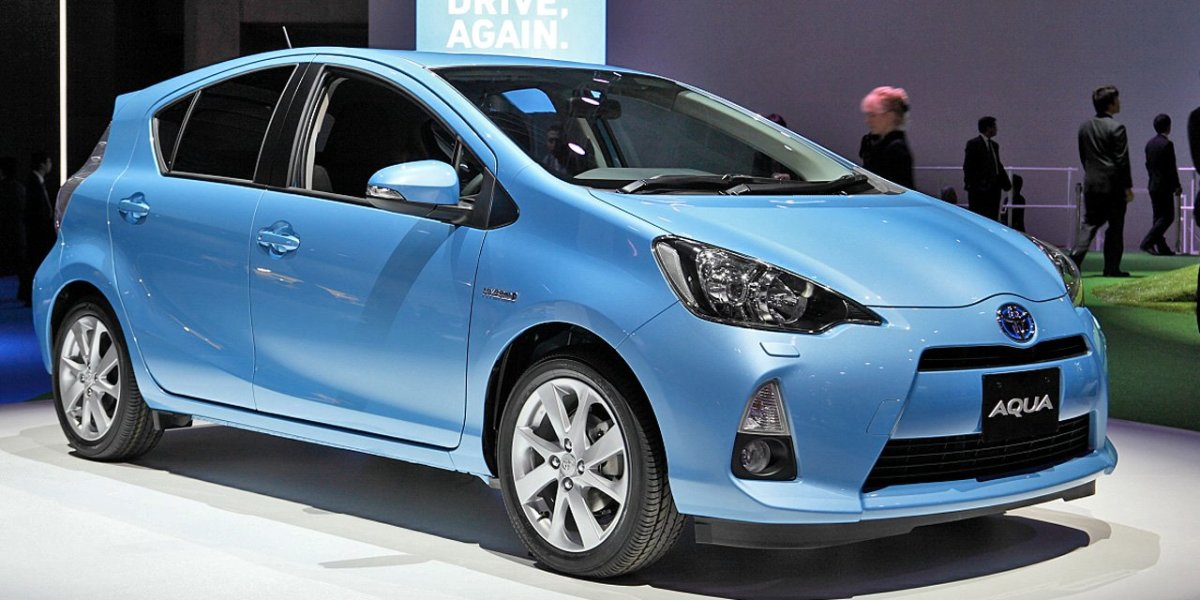 Review of Toyota Aqua (Prius C)
