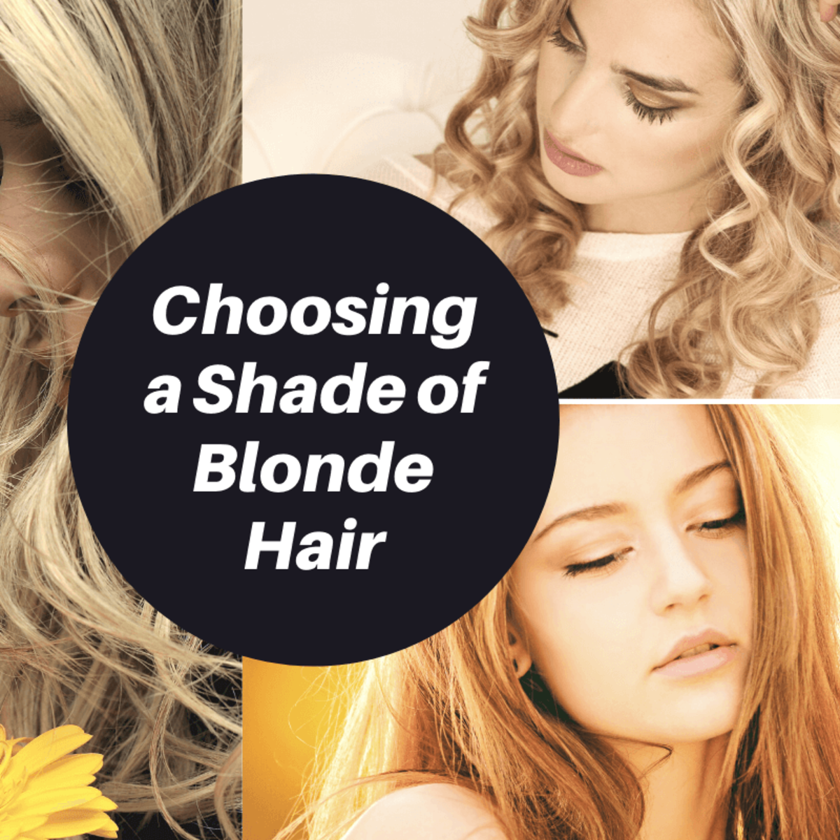 Choosing a Shade of Blonde Hair Color