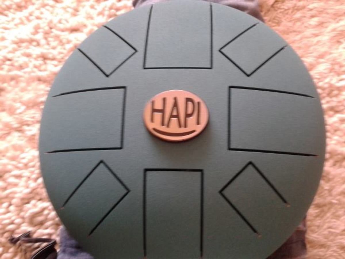 How to Play the Hapi Drum