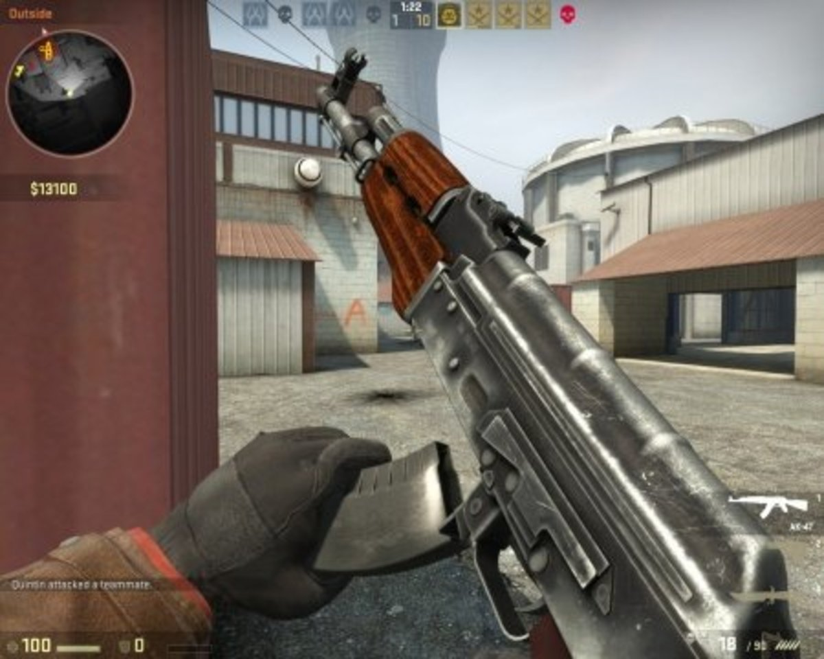 """Counter Strike Global Offensive"" Rifler Guide"