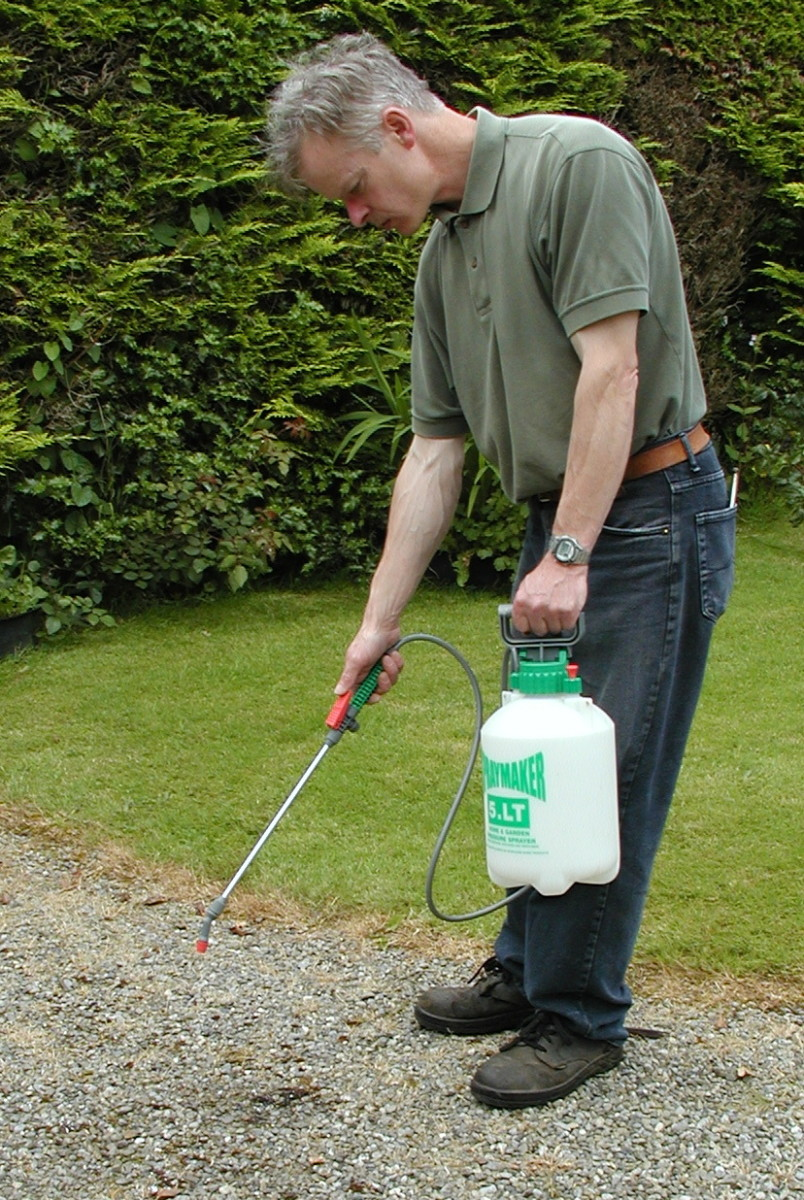 5 litre sprayer for weed killer