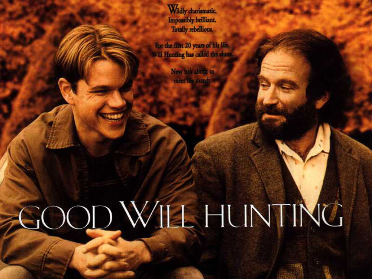 7 Movies Like Good Will Hunting