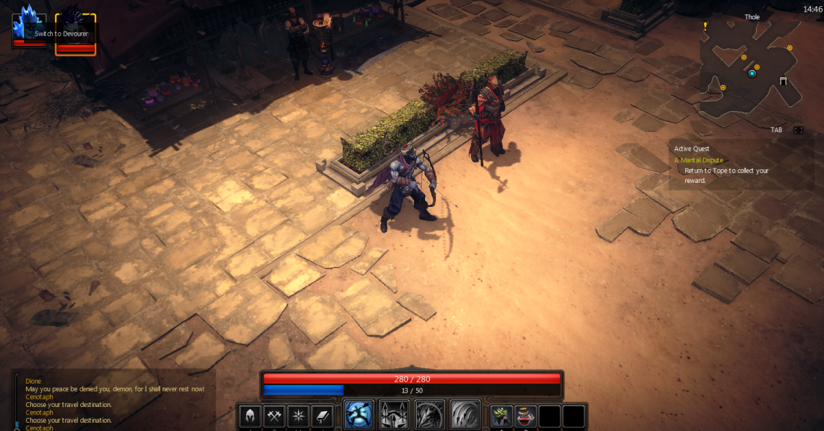 Shadows: Heretic Kingdoms owned by Games Farm. Images used for educational purposes only.