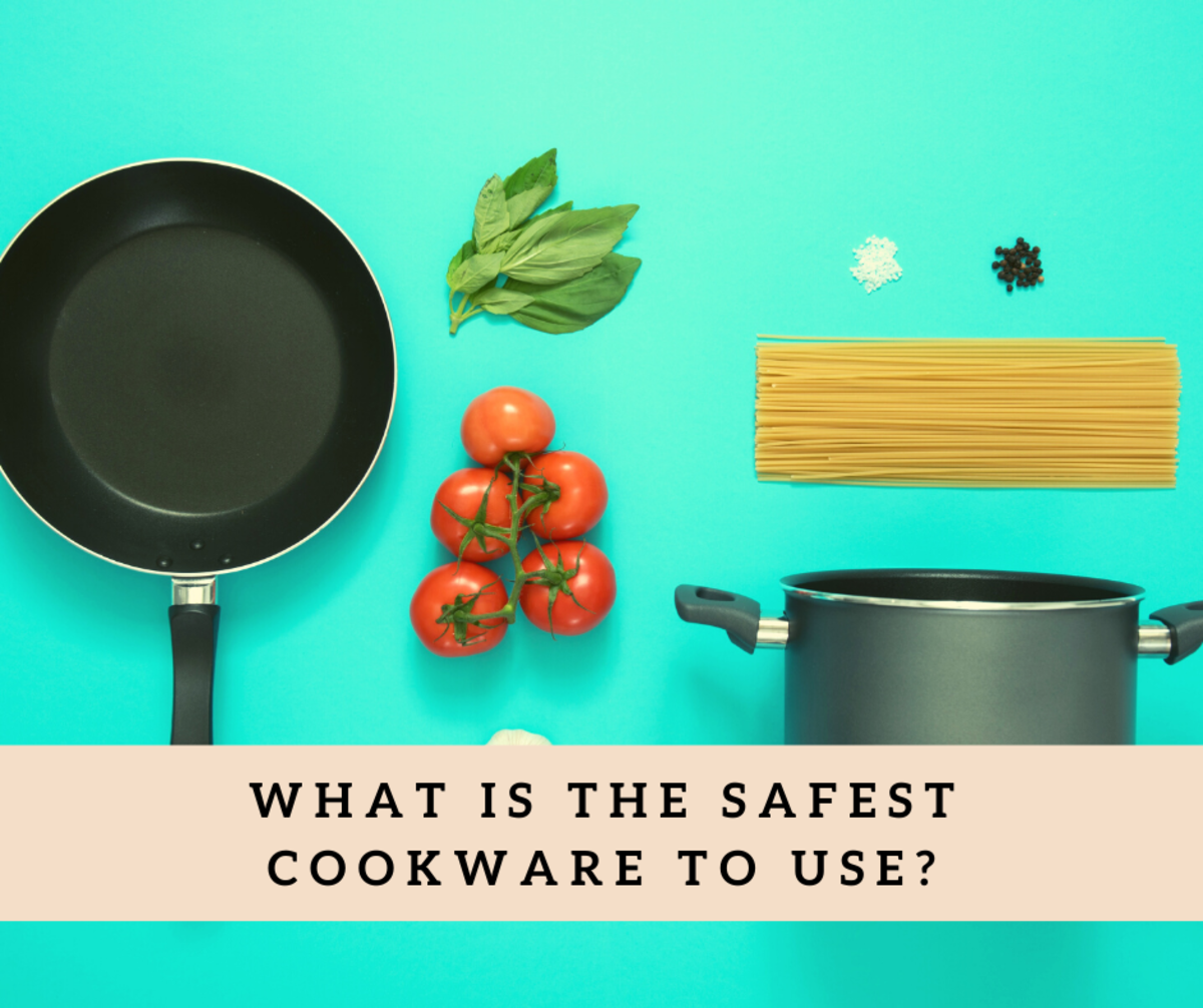 Learn which cookware is the safest to use.