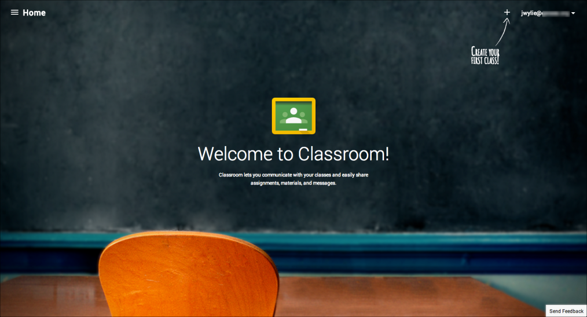 Google Classroom is free to all Google Apps for Education Schools