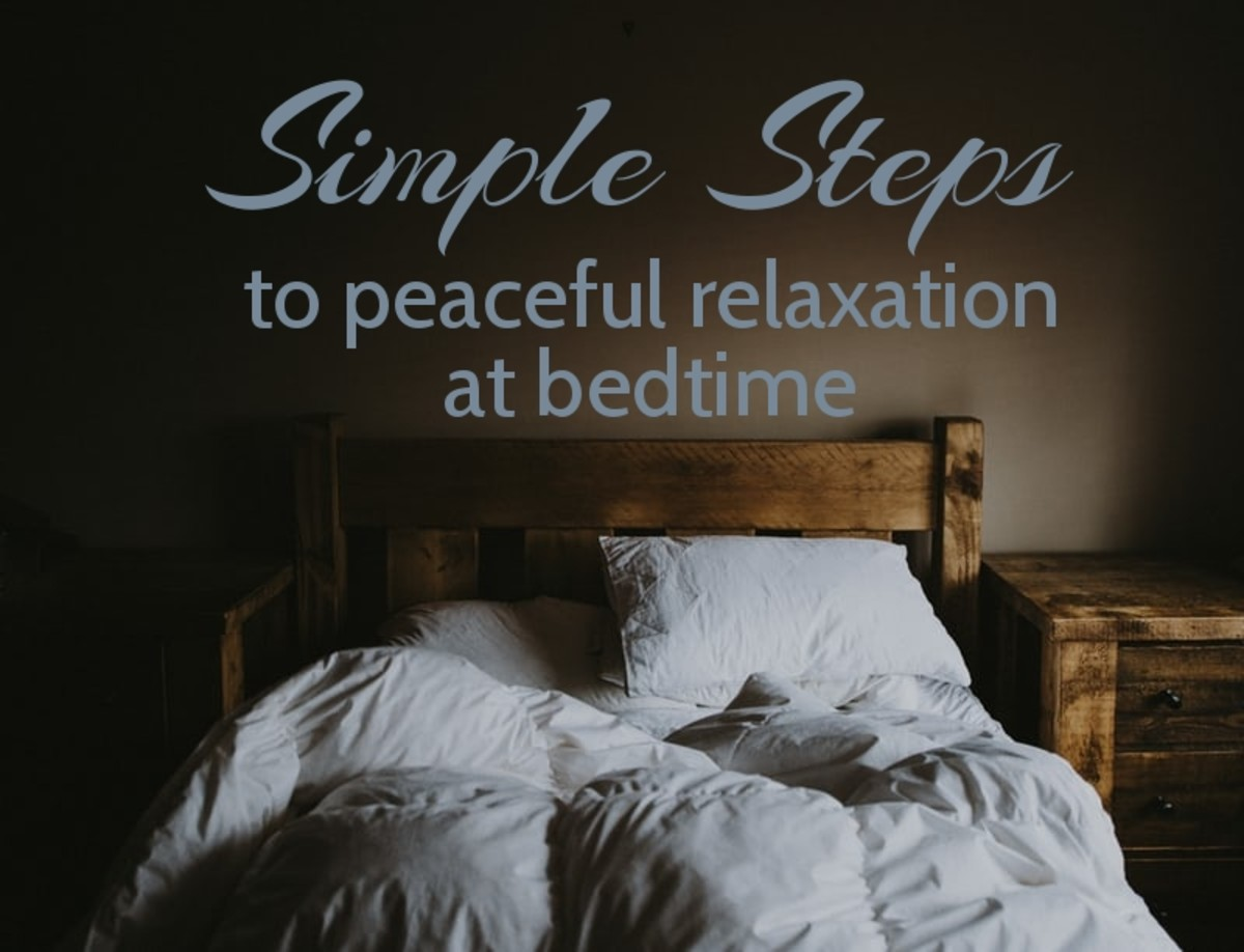 Simple Steps to Peaceful Relaxation at Bedtime