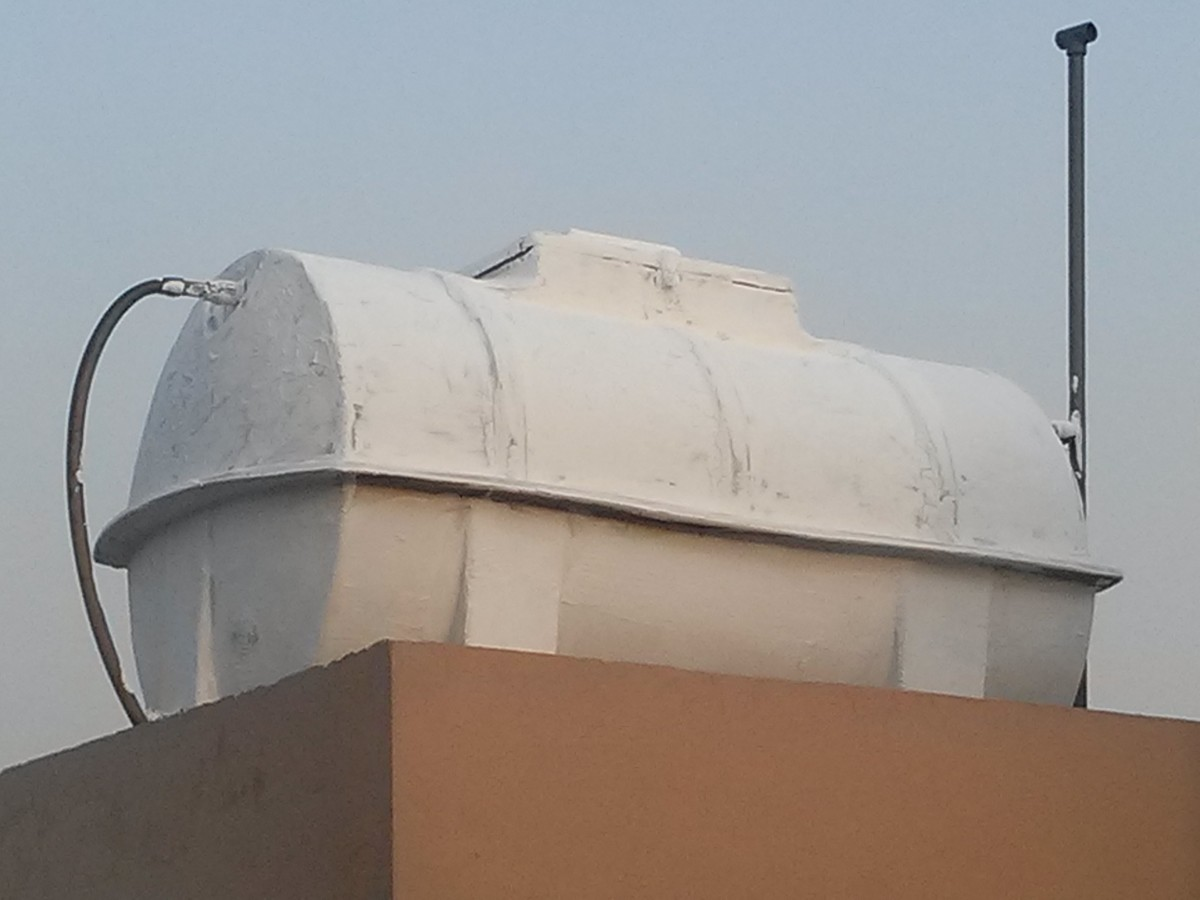 How to Keep Your Water Tank Cool in Summer