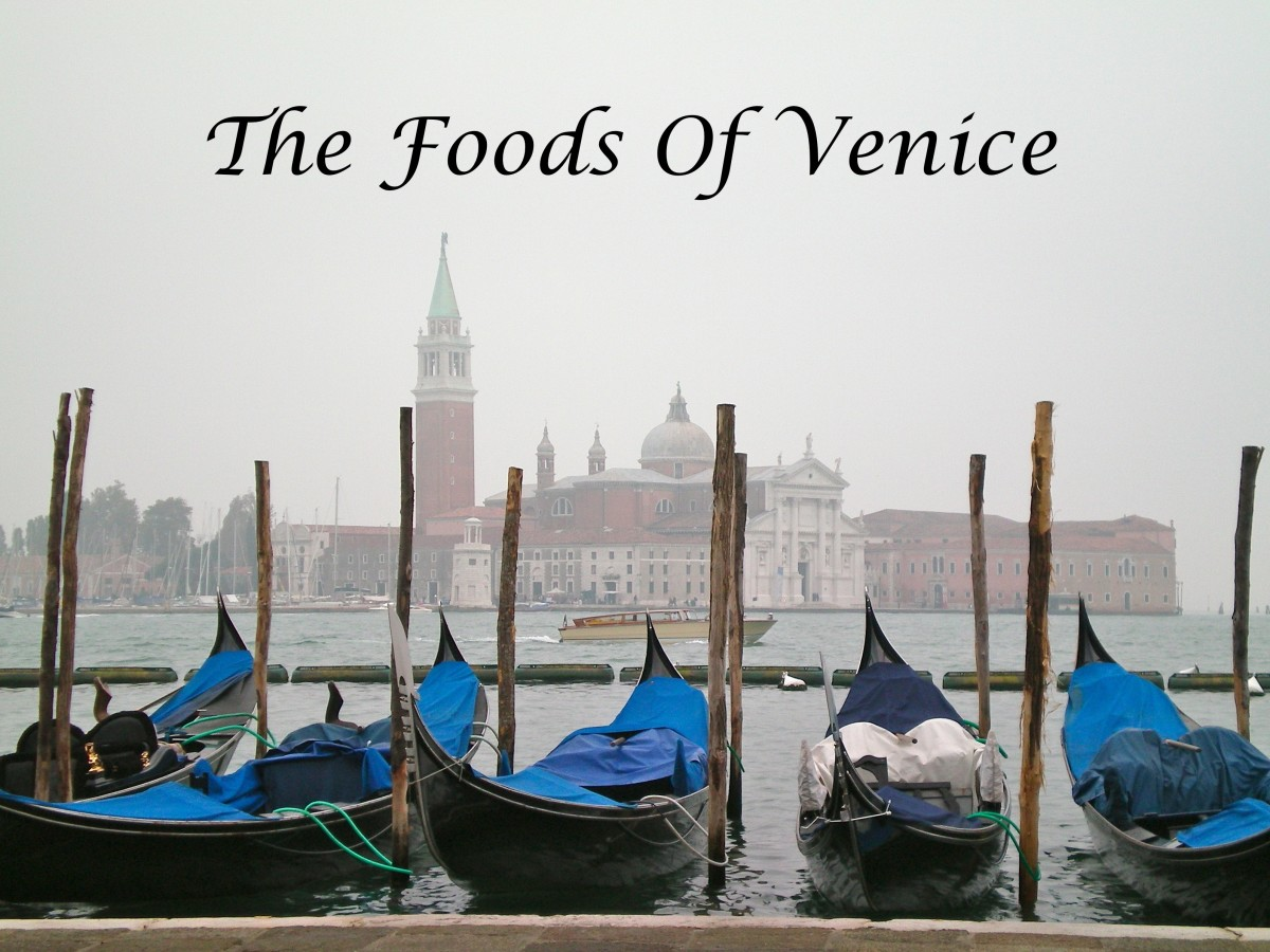 The Foods of Venice