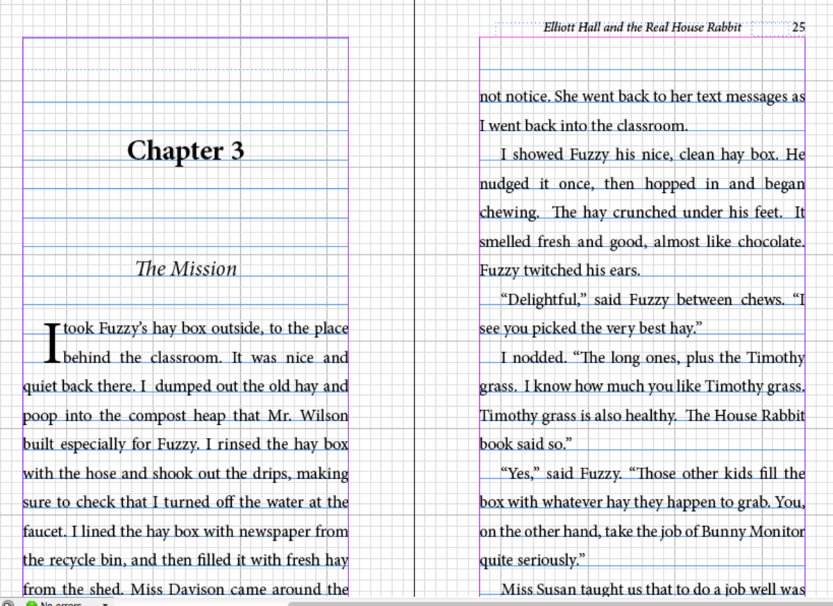 How I used Adobe InDesign to self-publish my children's book