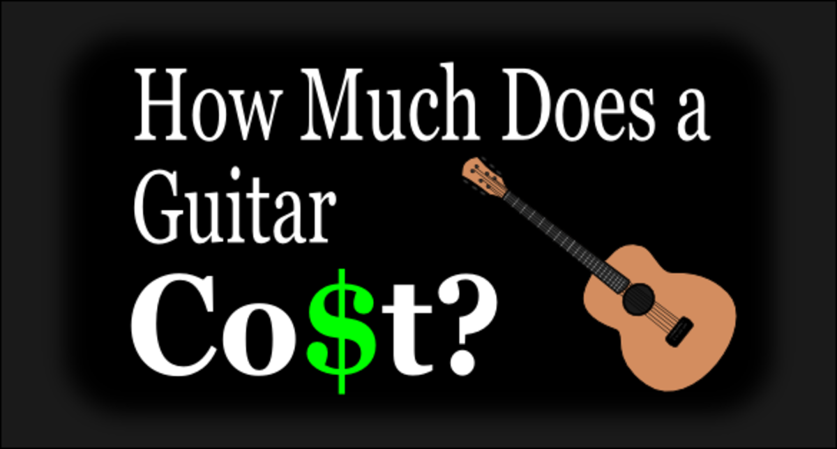 How much should you spend on your first guitar?