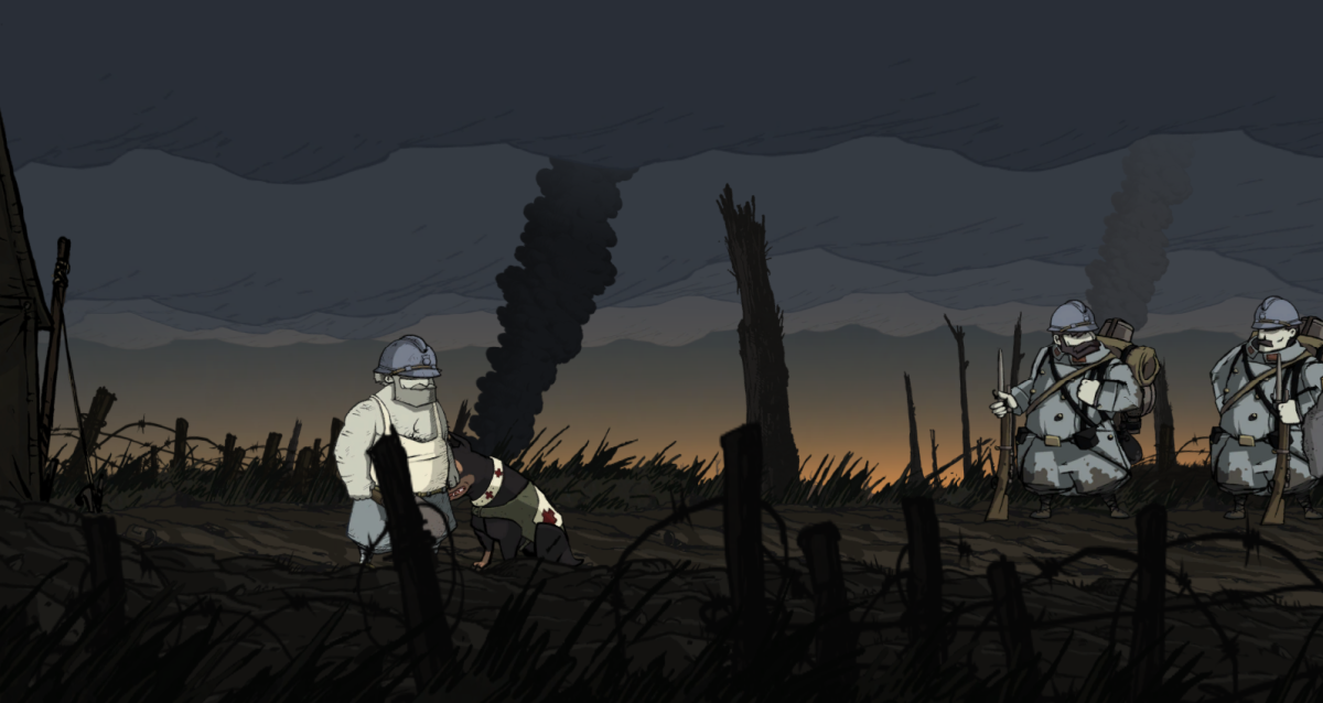 Valiant Hearts Walkthrough, Chapter Two, Part Five: Douaumont Fort