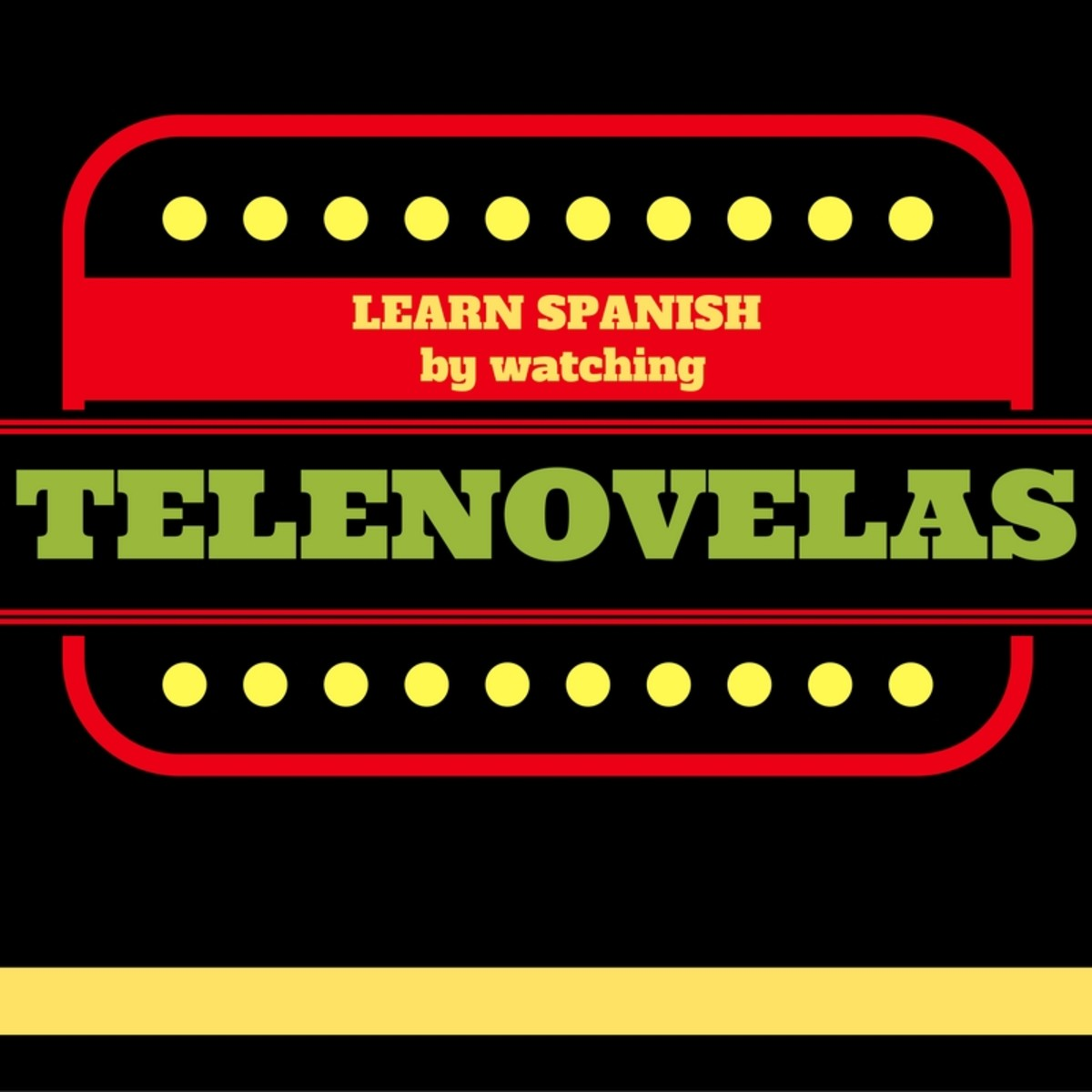 Novelas are a great way to learn another language!