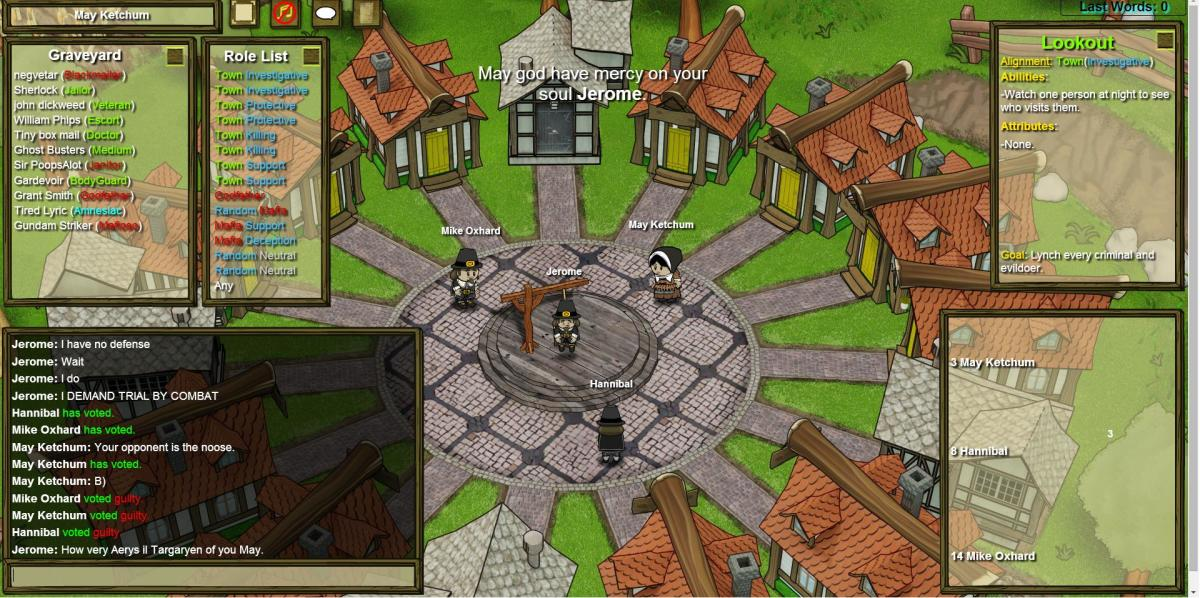 Town of Salem - 5 Tips on Winning as Town