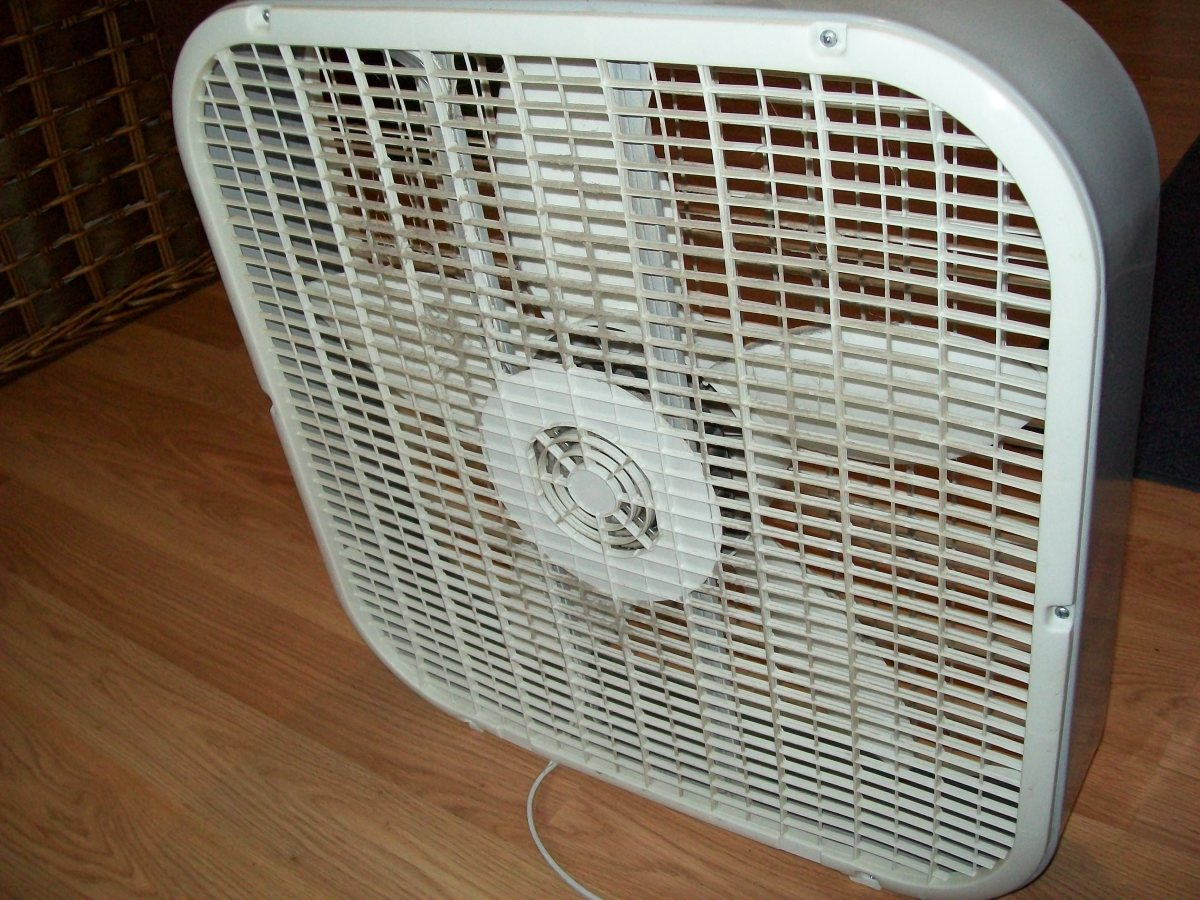 Cleaning a fan, even if it's still working fine, can help keep it running well for years on end.