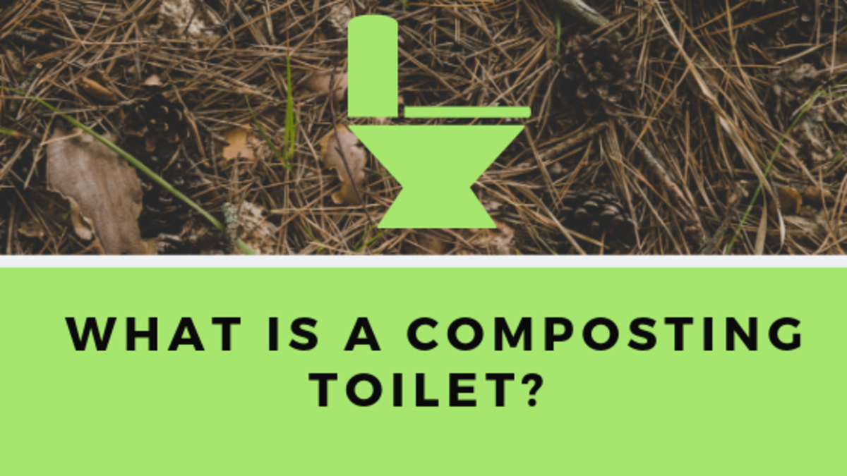What Is a Composting Toilet?