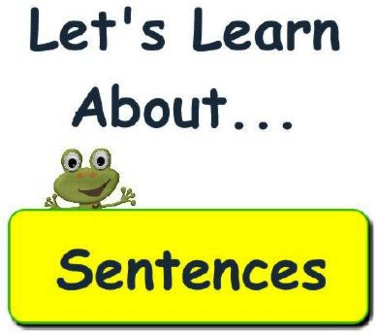 types of sentences by myvenn owlcation
