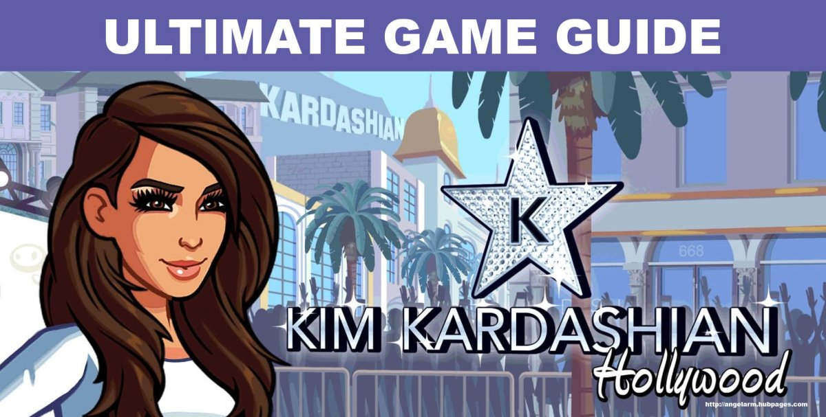 "Discover cheats, tips, and tricks for ""Kim Kardashian: Hollywood."""