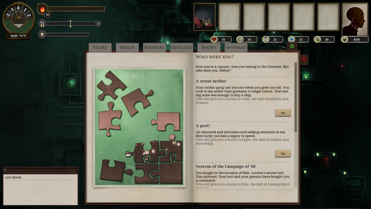 """""""Sunless Sea"""" is owned by Failbetter Games. Images used for educational purposes only."""