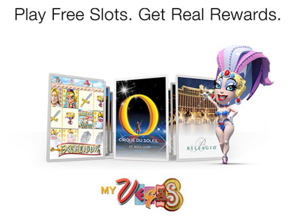 Las Vegas Rewards Programs - MyVegas for Free Rewards in MGM Hotels