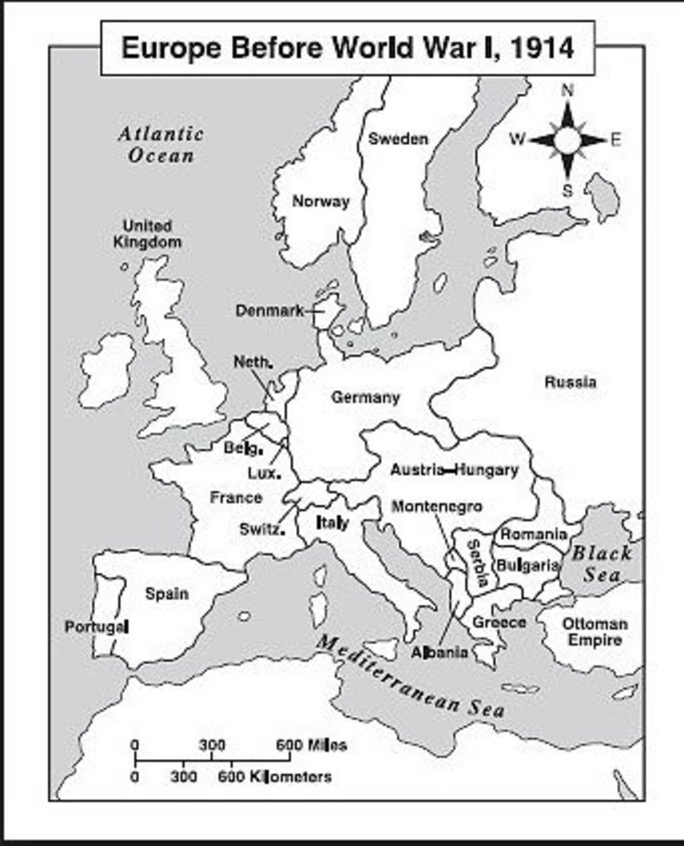 the alliances formed before the start of world war i The german -austrian alliance was an important decision made as a result of the alliances formed before wwi this alliance was put into place to protect germany from russia.