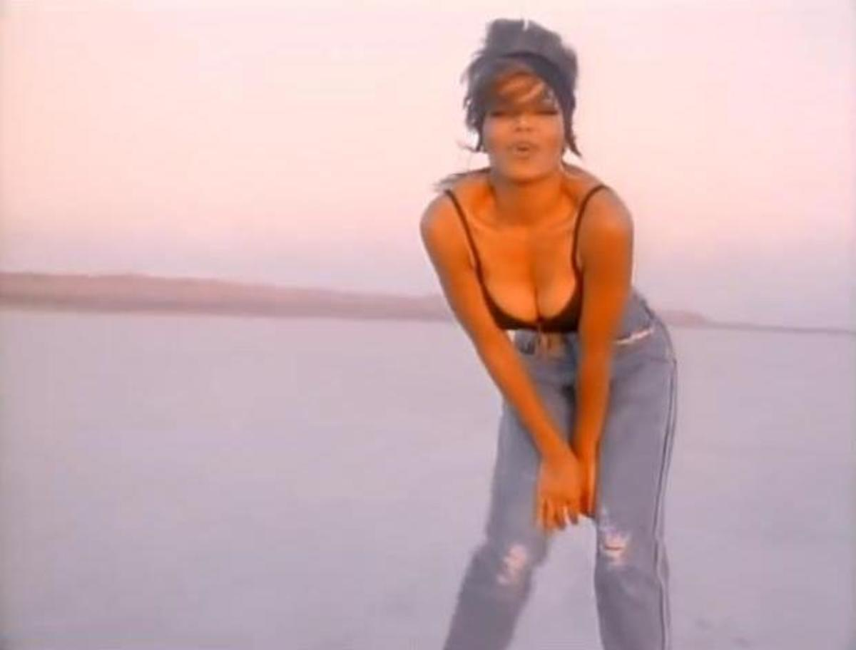 The 50 Sexiest Music Videos of the '90s