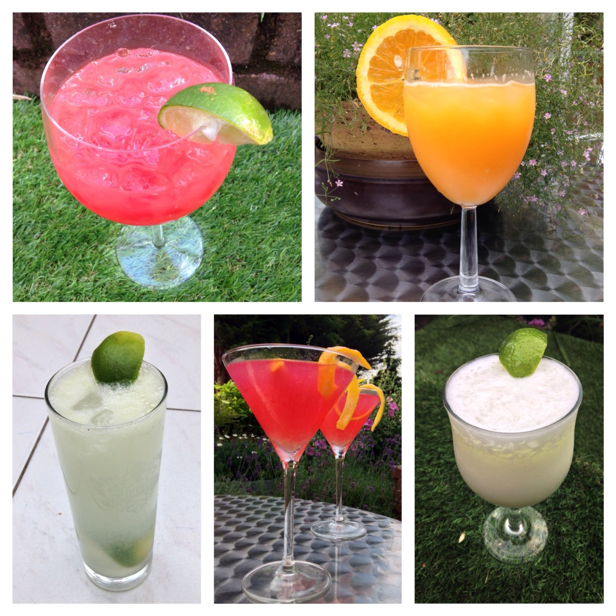 Vodka Drinks, Cocktails and Concoctions - 10 Refreshing Summer Recipes