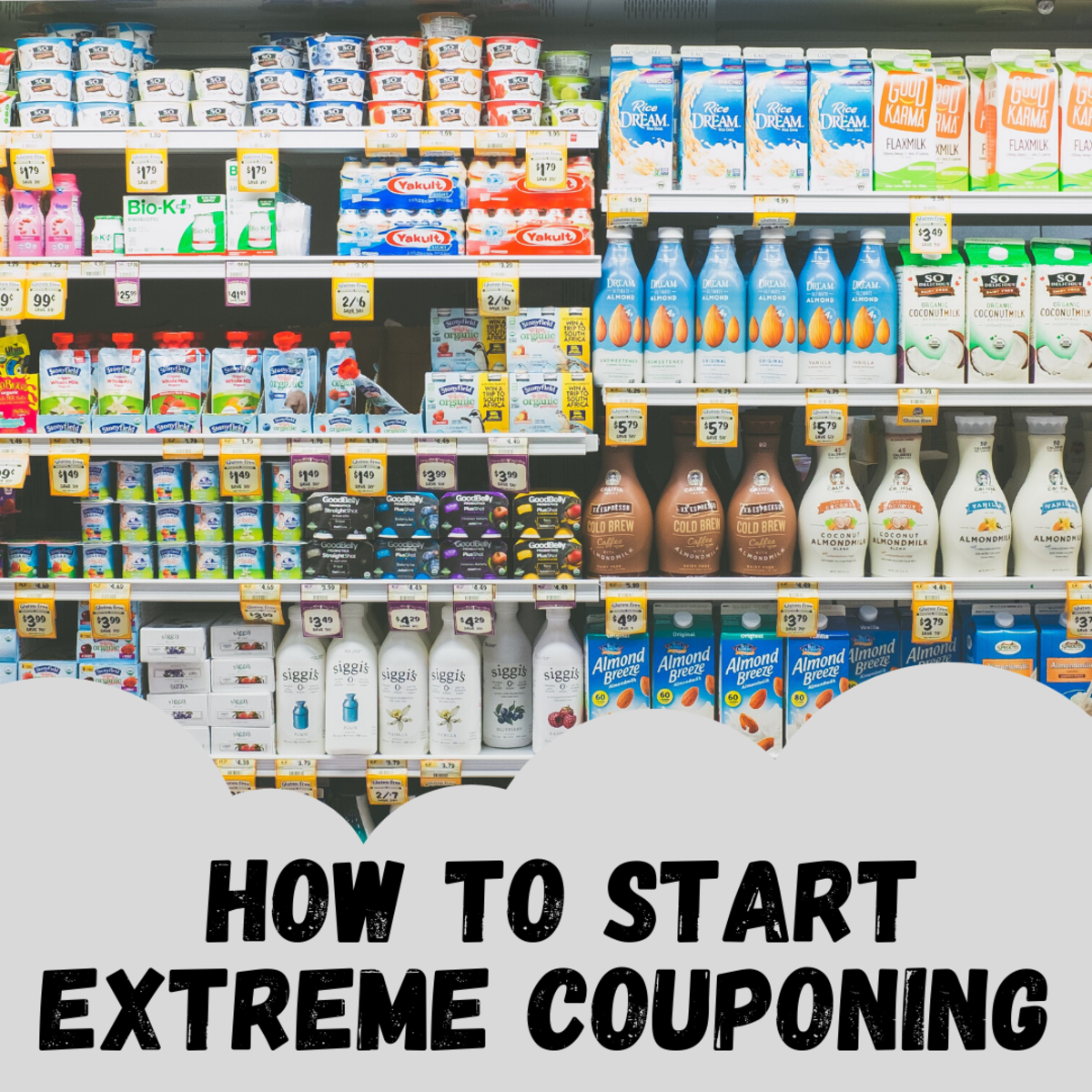 Learn how couponing can help you live a more frugal life.