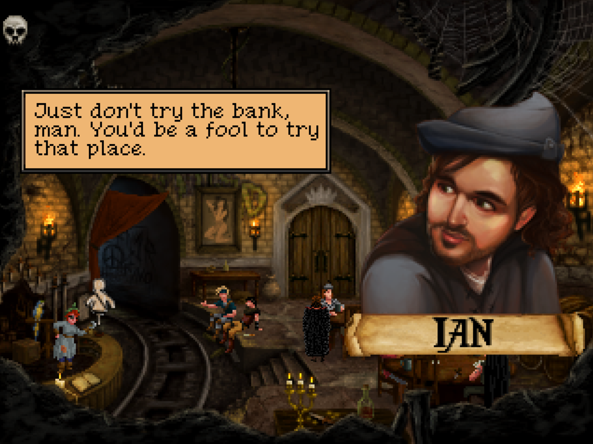 """""""Quest for Infamy"""" owned by Infamous Games. Images used for educational purposes only."""