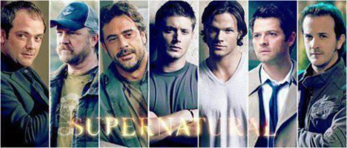 The Cast of Supernatural