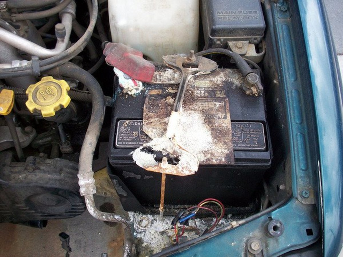 How To Test A Car Battery With Multimeter Or Hydrometer