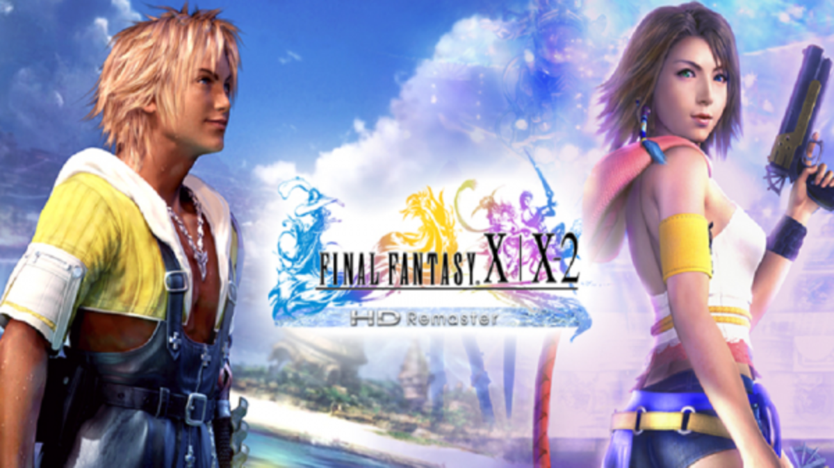 Final Fantasy X-2 HD Remaster: The Best Dresspheres for Yuna, Rikku and Paine