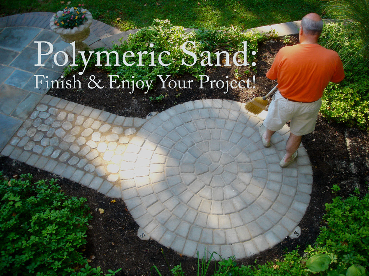 Polymeric Sand Dengarden