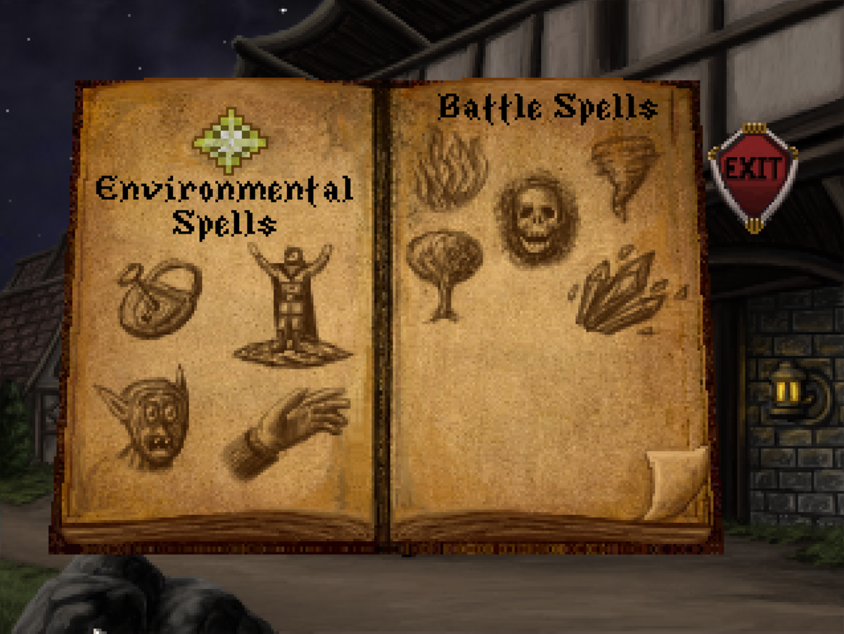 Quest for Infamy Walkthrough: Spells and Spell Components