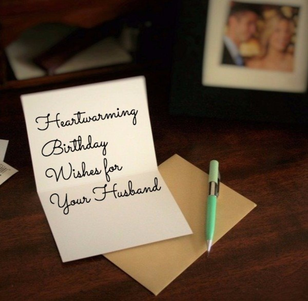 What To Write In A Birthday Card For Your Husband