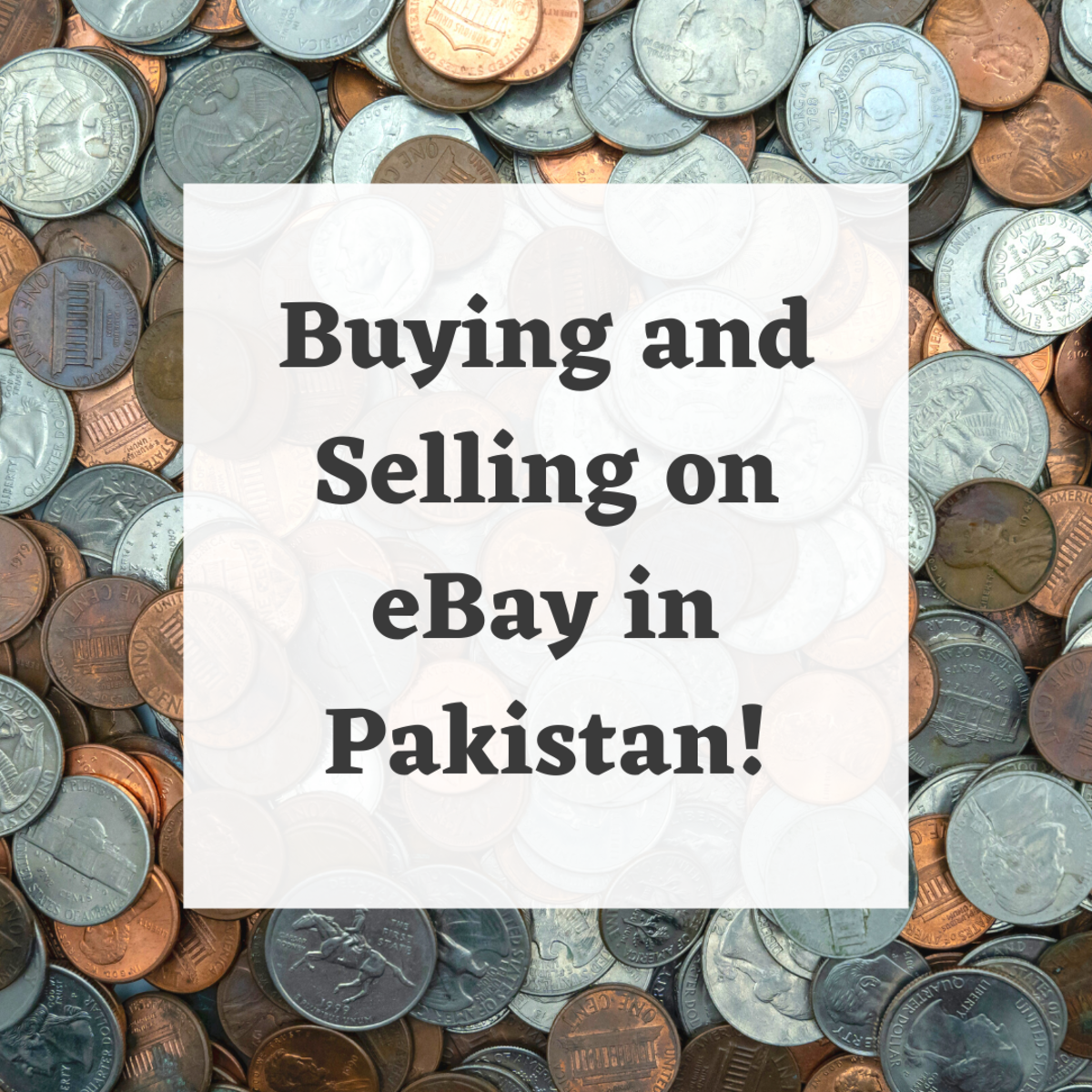 Buying and Selling on eBay in Pakistan