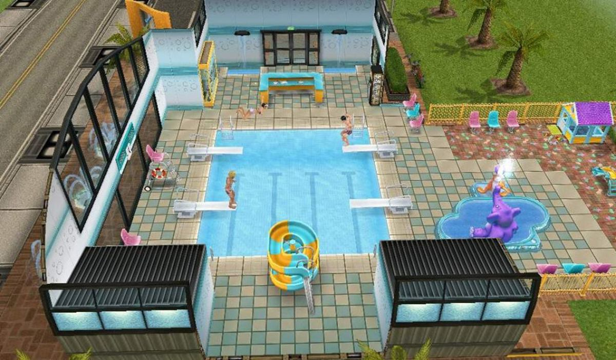 The Sims Freeplay- A Guide to \