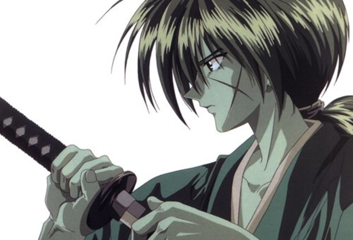 Rurouni Kenshin Samurai X Reflection