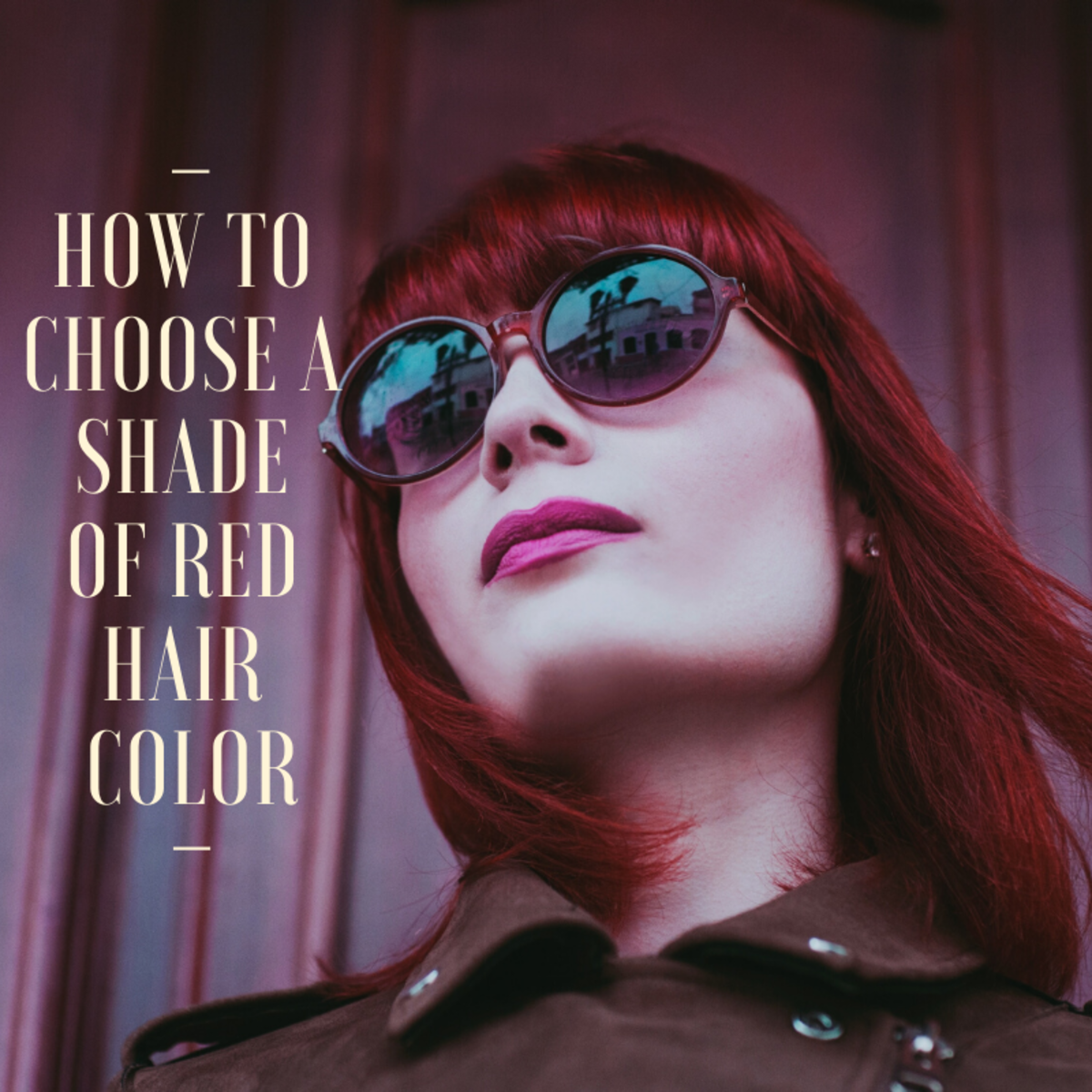 Choosing A Shade Of Red Hair Color Bellatory Fashion And Beauty