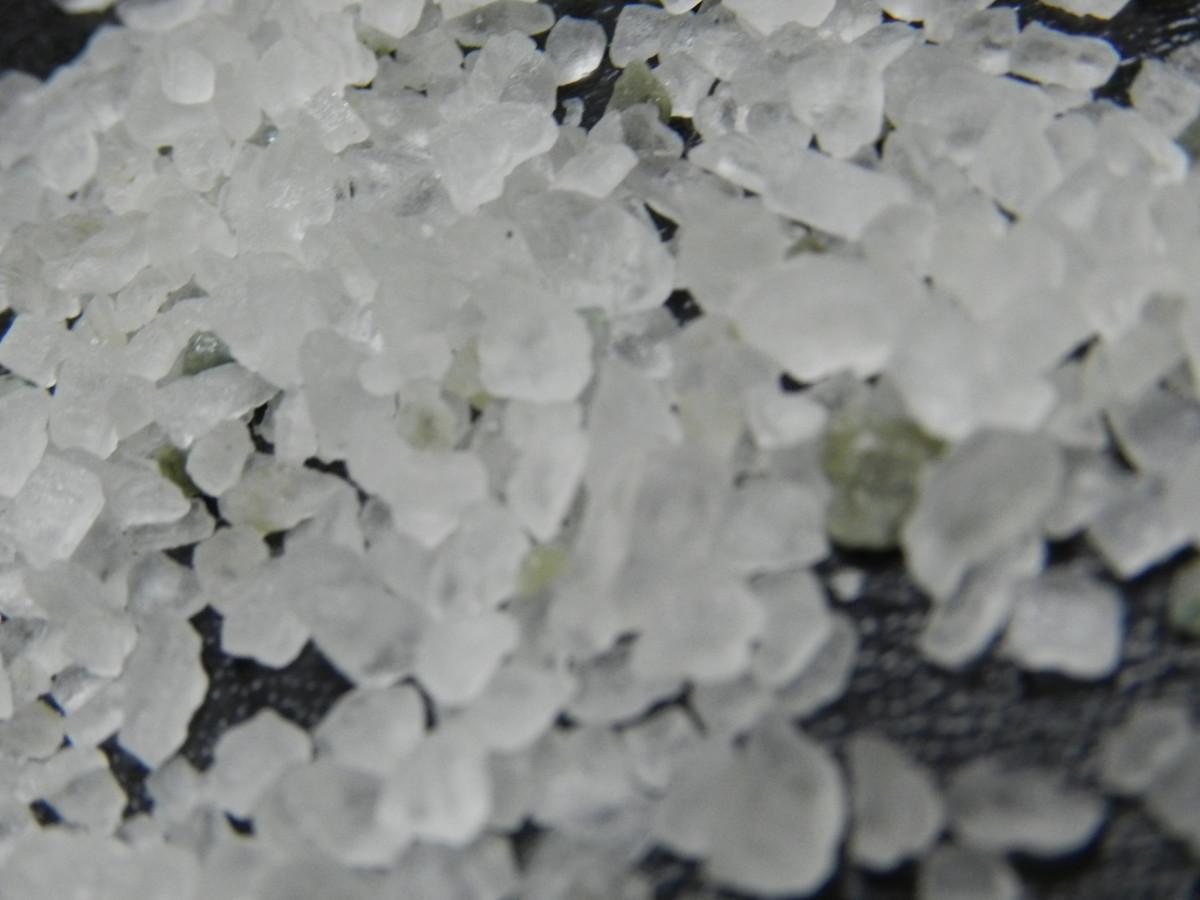 Salts in fertilizers can damage plants