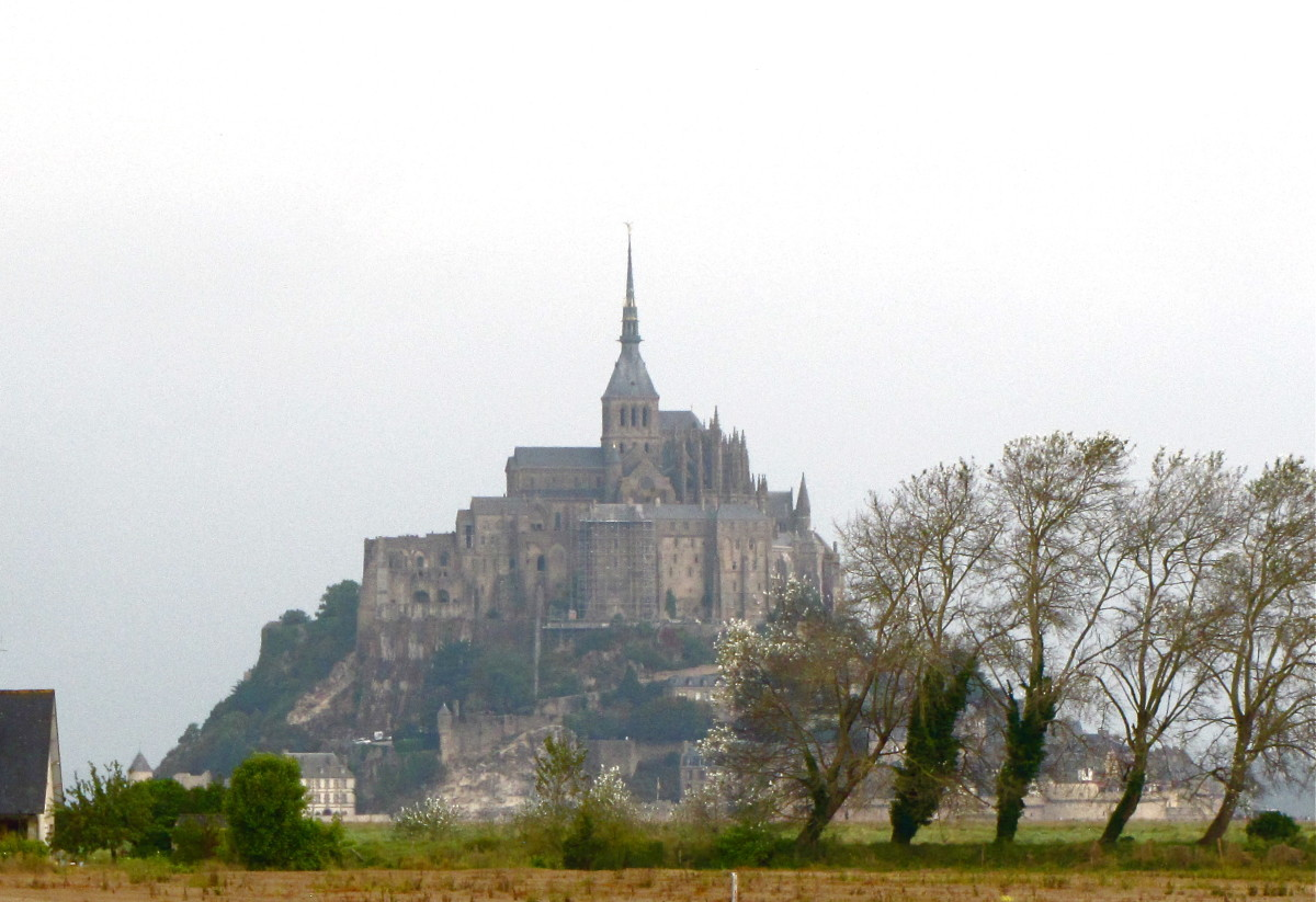A Visit to France's Magnificent Mont Saint-Michel